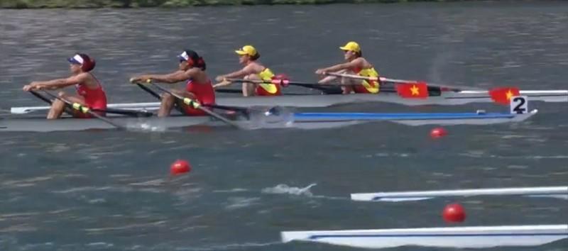 Olympic Rio 2016: Hoang Xuan Vinh giup TTVN chac chan o top 60