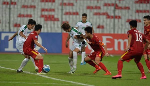U19 Viet Nam - U19 Bahrain: VCK U20 the gioi chi cach 90 phut