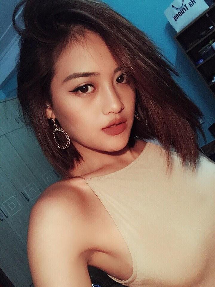 """Hot girl """"Bo tu 10A8"""" cuc quyen ru ben canh nguoi yeu-Hinh-8"""