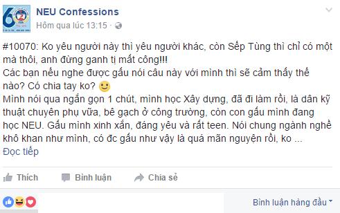 9X chia tay vi ban gai ca ngay cay view cho Son Tung