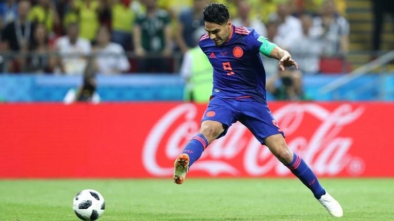 Chien thang 3 sao, Colombia chon vui