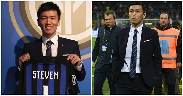 Soai ca tai phiet Trung Quoc - tan Chu tich tre nhat Inter Milan