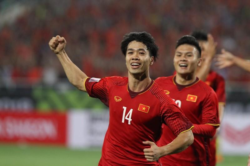 DT Viet Nam va ky luc truoc tran gap Campuchia tai AFF Cup 2018