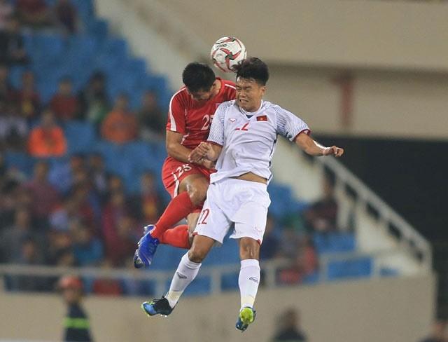 Viet Nam 1-1 Trieu Tien: Cuoc thu nghiem thanh cong truoc them Asian Cup 2019-Hinh-2
