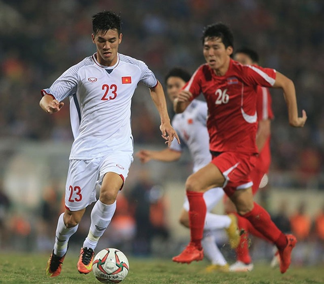 Viet Nam 1-1 Trieu Tien: Cuoc thu nghiem thanh cong truoc them Asian Cup 2019-Hinh-3