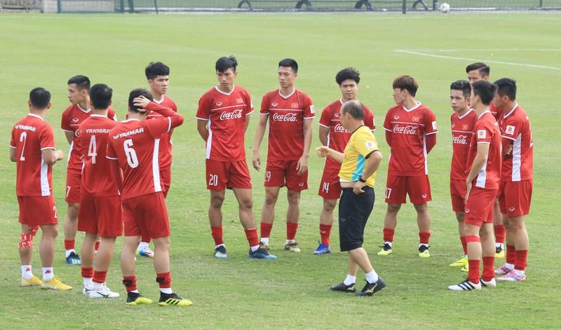 HLV Park Hang-seo mang cau thu nao toi VCK Asian Cup 2019?