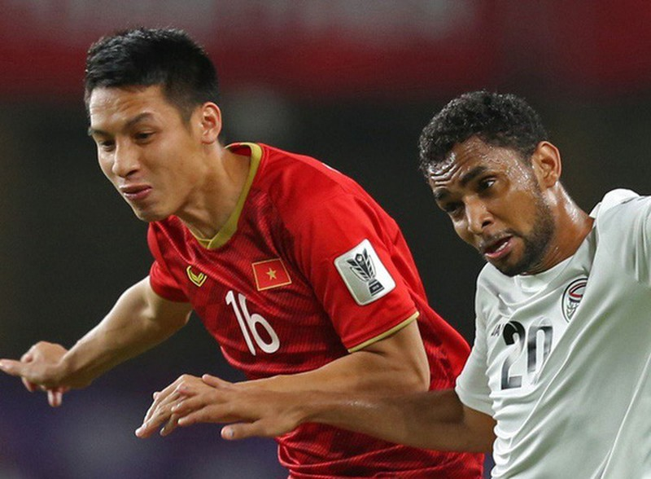 Qua sung suc, doi tuyen Viet Nam lai bi thu doping tai Asian Cup 2019