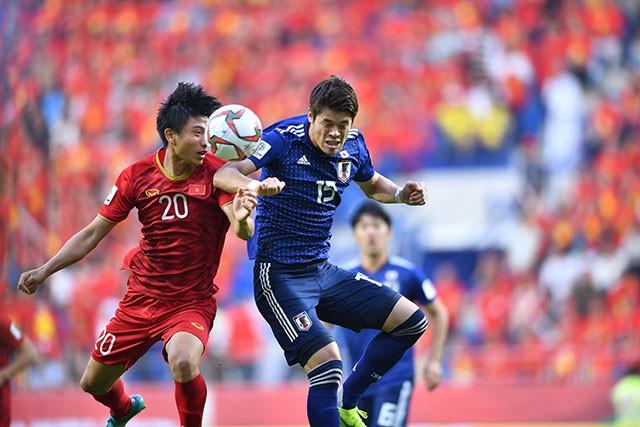 Doi tuyen Viet Nam dung chan tai tu ket Asian Cup 2019 truoc Nhat Ban-Hinh-2