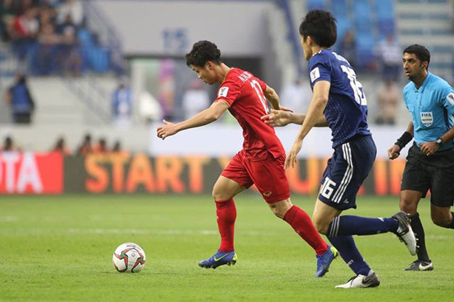 Doi tuyen Viet Nam dung chan tai tu ket Asian Cup 2019 truoc Nhat Ban-Hinh-3