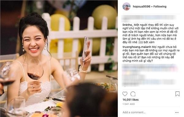 Hot girl Tram Anh va nhung lan va mieng day song CDM