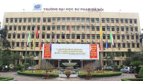 Thu khoa DH Su pham Ha Noi duoc nang 14,85 diem tu xin thoi hoc