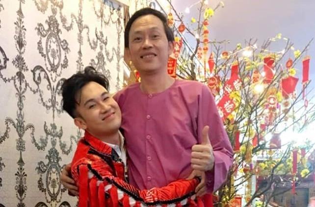Loi song doi nghich cua anh em ruot Hoai Linh - Duong Trieu Vu