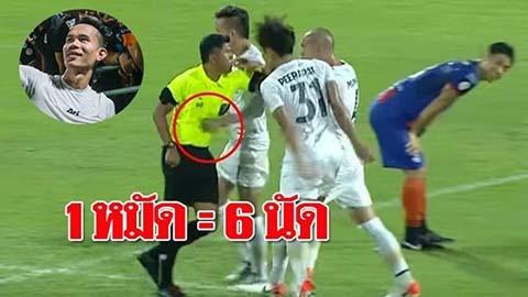 Doi tuyen Thai Lan va nhung tro lo truoc khi King's Cup khoi tranh