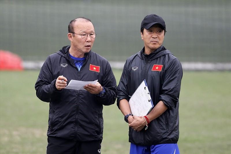 Nghich li trong danh sach DT Viet Nam du King's Cup 2019 cua thay Park
