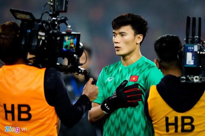 Bui Tien Dung bi loai khoi tuyen de danh cho U23 Viet Nam?