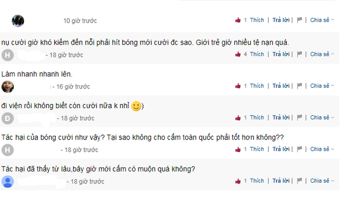 CDM phan ung the nao ve viec Ha Noi cam su dung bong cuoi?-Hinh-2