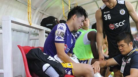 1 ngay truoc tap trung, doi tuyen Viet Nam mat nguoi du King's Cup 2019