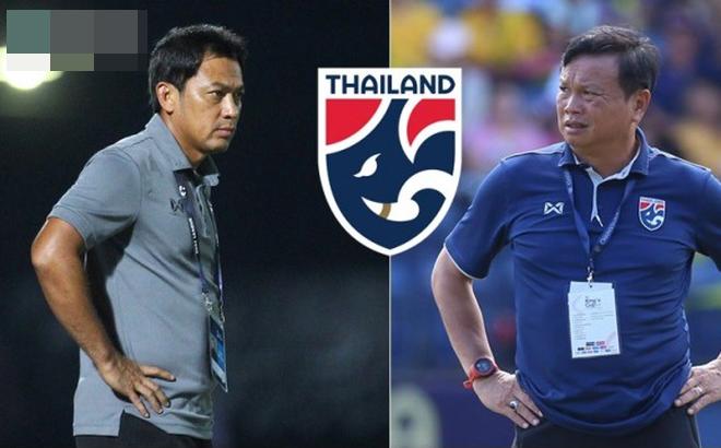"""Thua dau o King's Cup, Thai Lan luc duc """"thay tuong"""""""