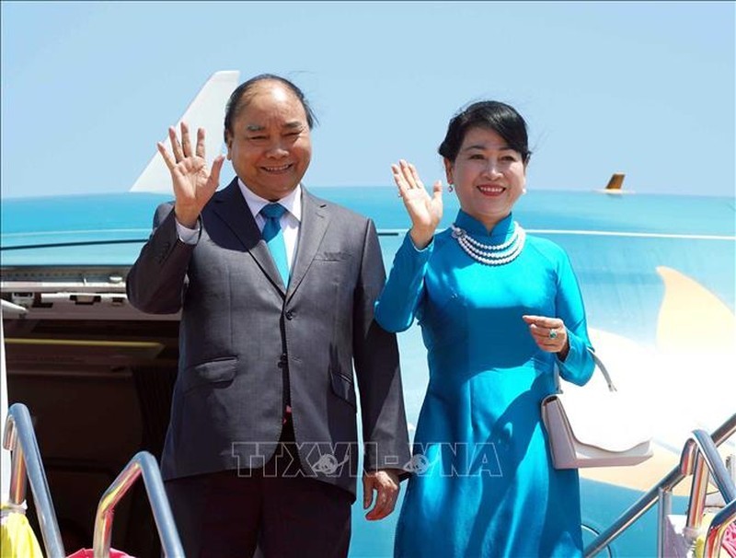 Thu tuong bat dau cac hoat dong Hoi nghi Cap cao ASEAN o Bangkok