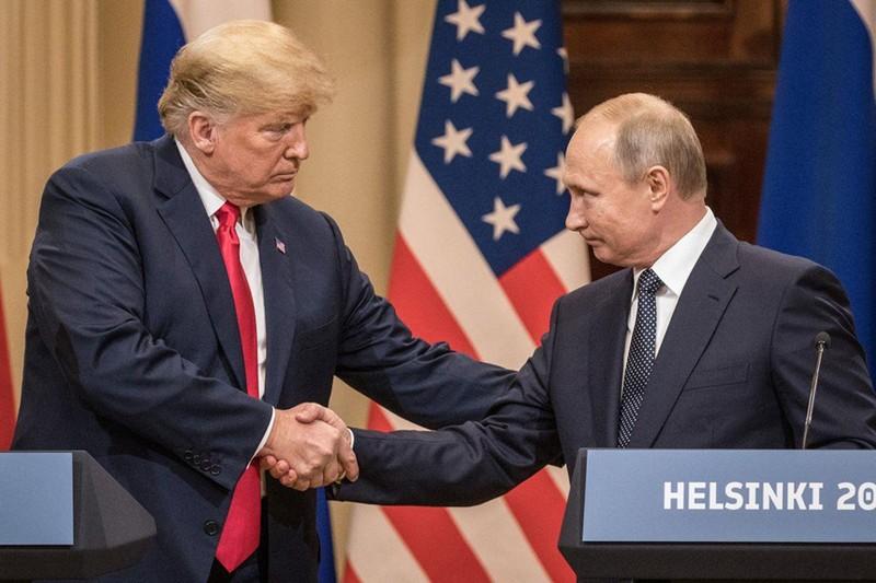 Bi an kho giai ma quanh cuoc gap My - Nga ben le G20