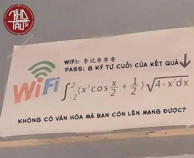 """Lai xuat hien pass wifi """"xoan nao"""" thach do nguoi dung"""