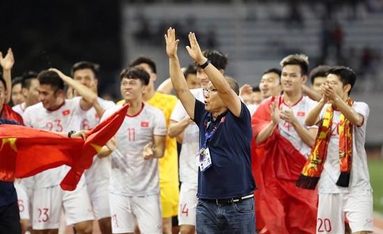 Vua co HCV SEA Game, HLV Park chot danh sach U23 Viet Nam