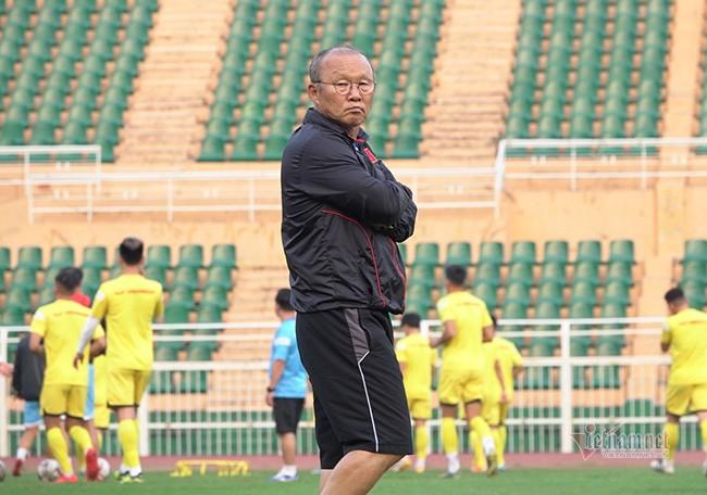 U23 Viet Nam: Thay Park chot doi hinh, dung so do loi hai