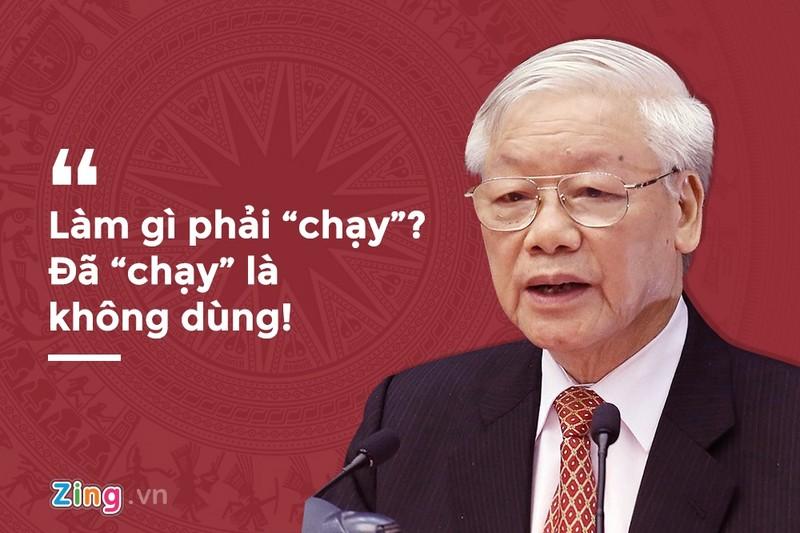 Phat ngon nam 2019 cua Tong bi thu ve cuoc chien chong tham nhung-Hinh-3
