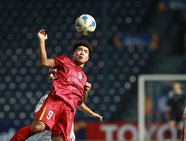 Hoa U23 Jordan, U23 Viet Nam mat quyen tu quyet vao tu ket-Hinh-2