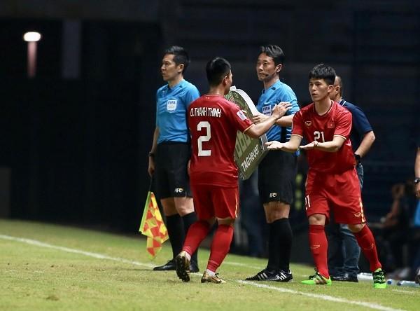 Hoa U23 Jordan, U23 Viet Nam mat quyen tu quyet vao tu ket-Hinh-4