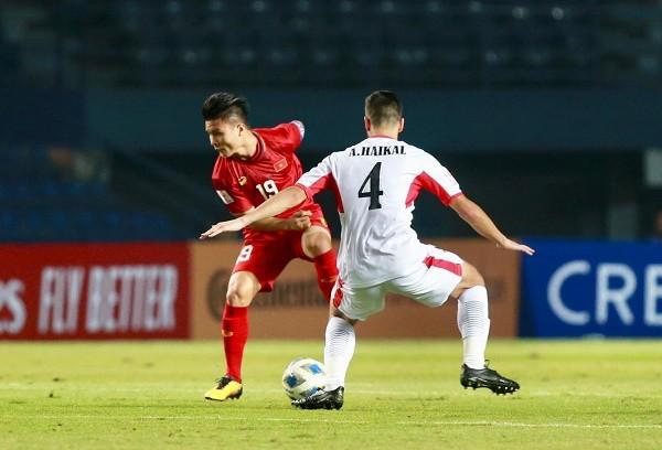 Hoa U23 Jordan, U23 Viet Nam mat quyen tu quyet vao tu ket-Hinh-5