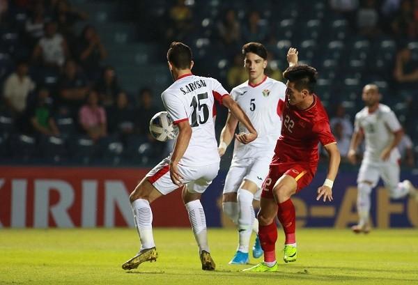 Hoa U23 Jordan, U23 Viet Nam mat quyen tu quyet vao tu ket-Hinh-7