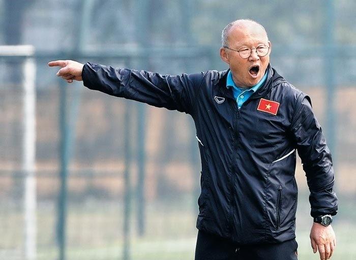 HLV Park Hang-seo chi ra van de cua U23 Viet Nam tai VCK U23 chau A