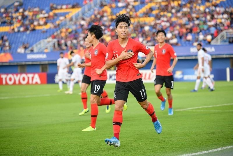 U23 Viet Nam bat ngo co