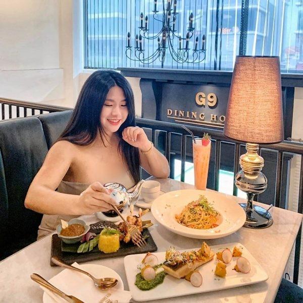 Tan dung nhan sac cuc pham, me don than mo kenh review do an gay sot-Hinh-2