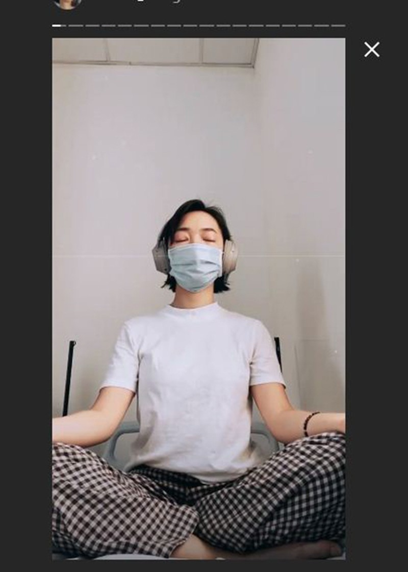 Dan tinh thich thu nghe hot girl Chau Bui ke chuyen trong khu cach ly COVID-19-Hinh-2