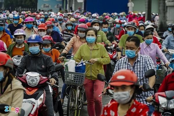 Gan 3.000 cong nhan PouYuen bi cho nghi viec