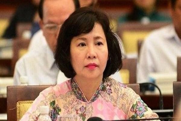 Khoi to nguyen Thu truong Bo Cong thuong Ho Thi Kim Thoa