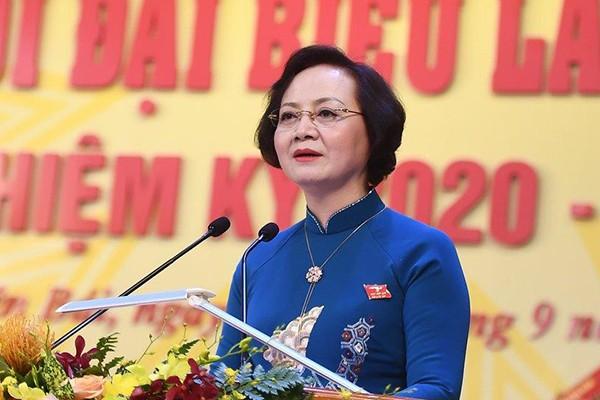 12 Bi thu, Chu tich tinh duoc dieu dong ve Trung uong trong nam 2020