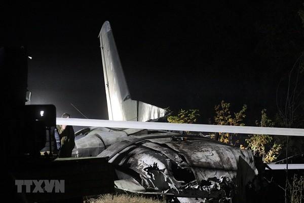 Roi may bay An-26: Ukraine dieu tra cac vi pham quy tac bay