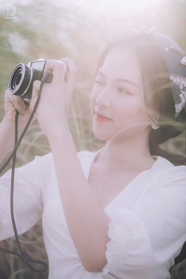 Khoe body chuan hoa hau, hot girl 10X Phu Yen lam dan tinh me tit-Hinh-7