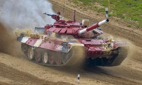 Nga trien khai xe tang T-72B3 toi quan dao tranh chap voi Nhat Ban-Hinh-2