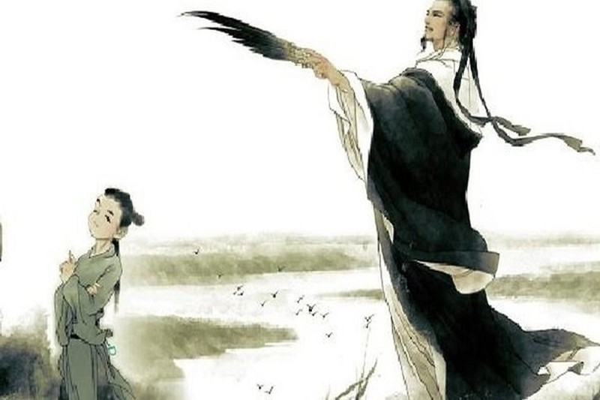 Con trai cua Gia Cat Luong la nguoi nhu the nao?