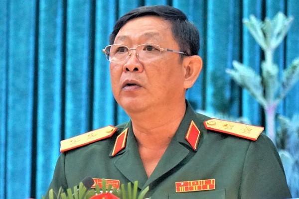 Thu tuong bo nhiem Pho tong Tham muu truong QDND Viet Nam