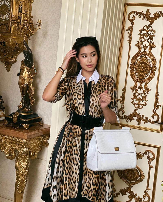 "Sieu rich kid Tien Nguyen lo anh ngay be, minh chung ""cute tu be""-Hinh-6"