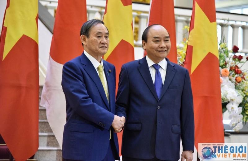 Pho Thu tuong, Bo truong Bo Ngoai giao Pham Binh Minh noi ve doi ngoai Viet Nam 2020-Hinh-2