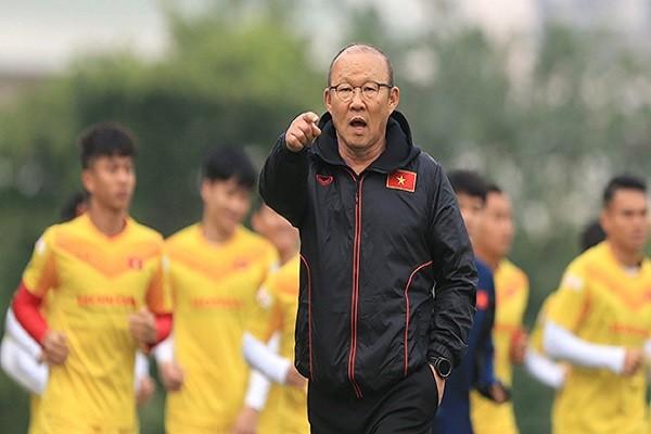VFF lam gi de DTQG Viet Nam di tiep vong loai World Cup 2022?