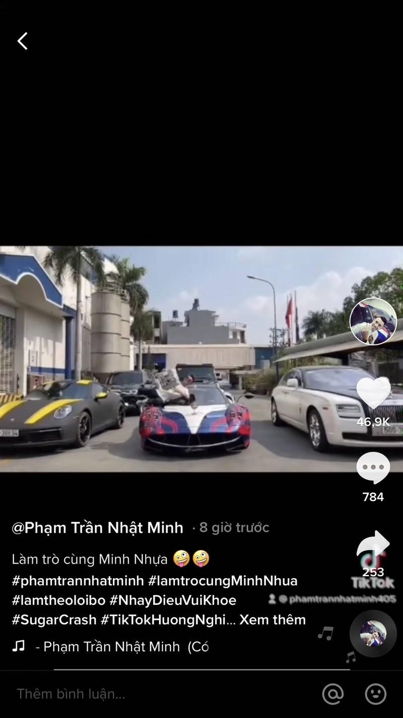 Dai gia Minh Nhua khoe bo suu tap sieu xe tram ty gay choang-Hinh-2