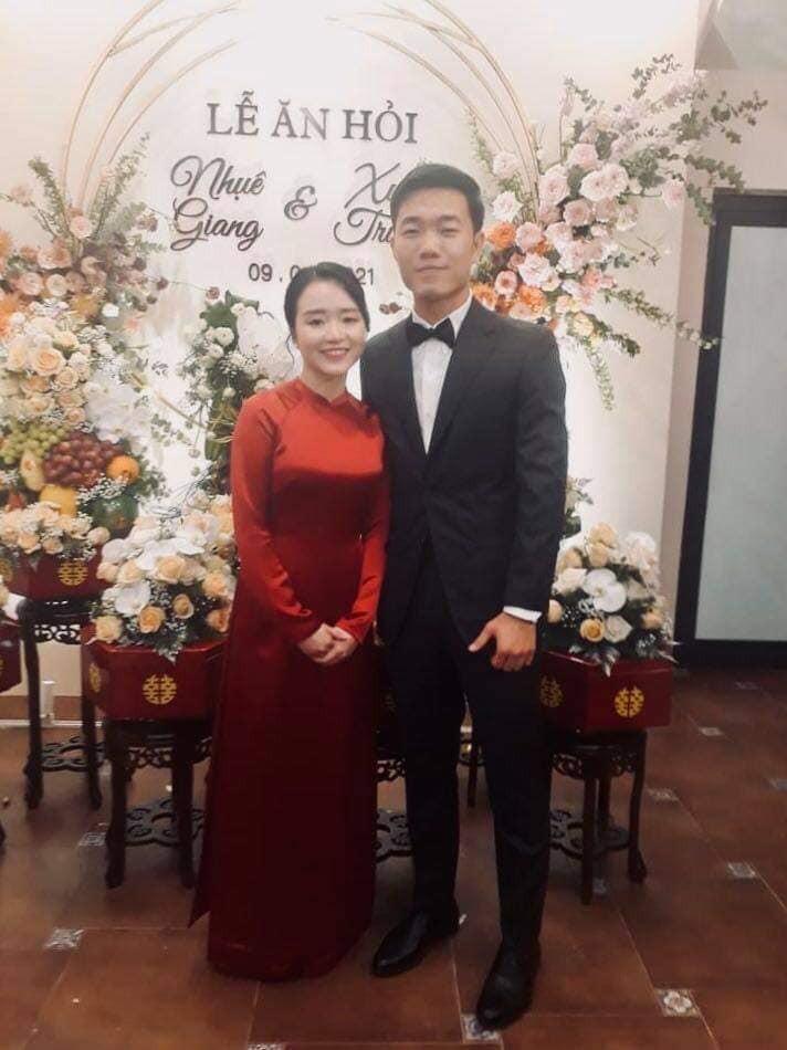 Nha vo Luong Xuan Truong he lo buc anh dau tien le an hoi-Hinh-3