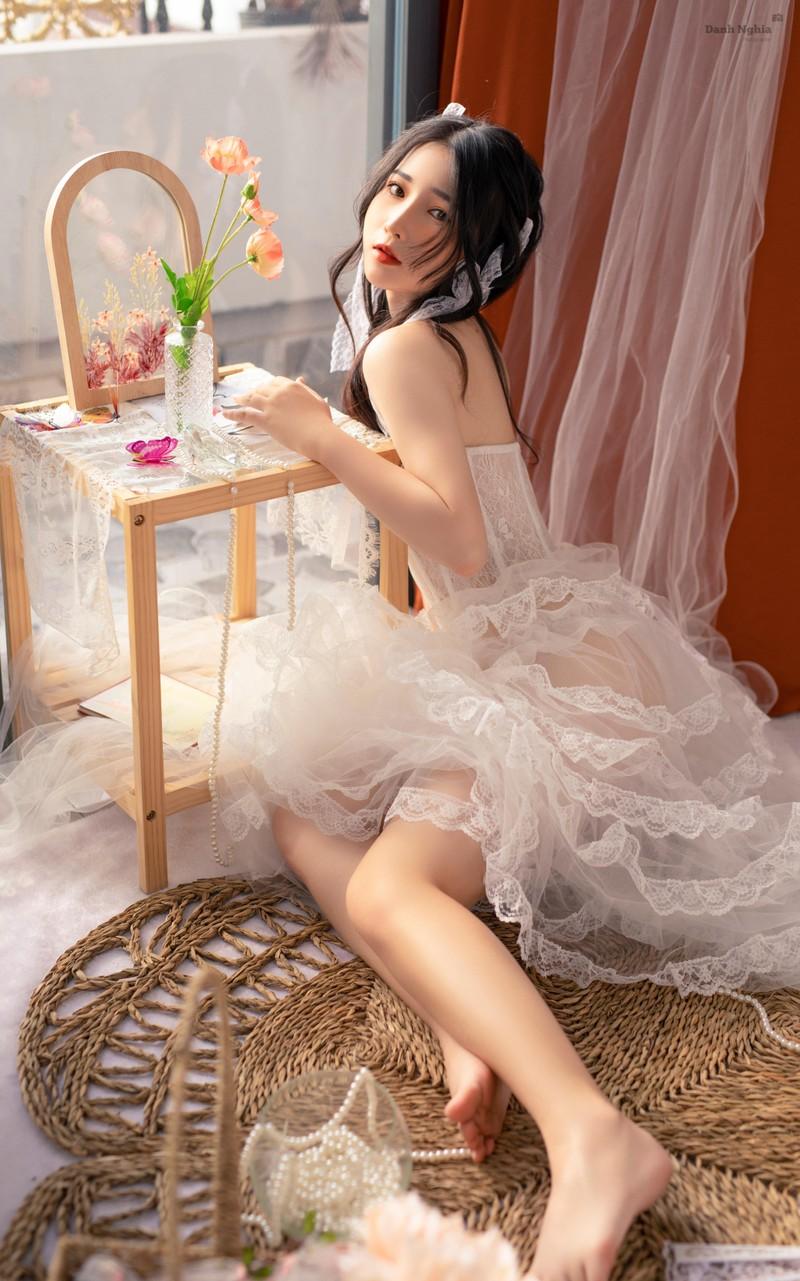 Hot girl Tay Ninh tung bo anh don tim cong dong mang-Hinh-6
